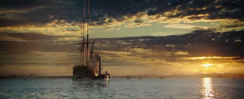 Mr. Turner boat 1