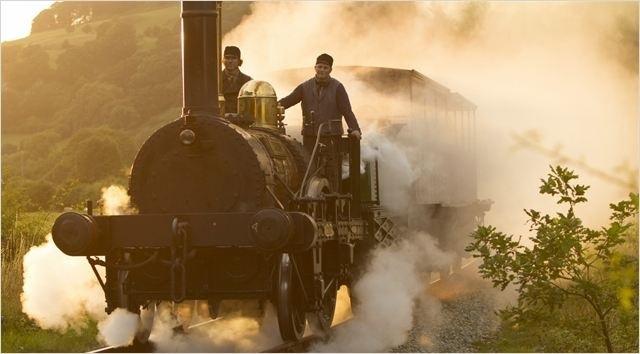 Tren Mr. turner